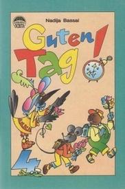Підручник Німецька мова Guten Tag! 4 клас Басай. Скачать, читать