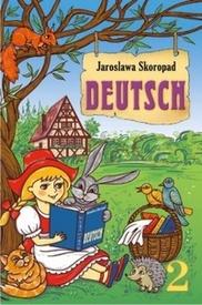 Підручник Німецька мова 2 клас Скоропад. Скачать, читать