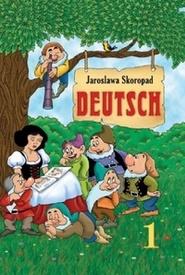 Підручник Німецька мова 1 клас Скоропад