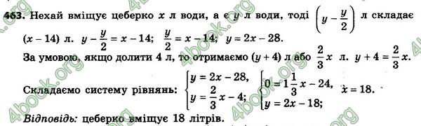 Відповіді Алгебра 8 клас Мерзляк 2016. ГДЗ
