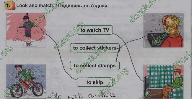 ГДЗ Зошит Англійська мова 3 клас Несвіт. Відповіді