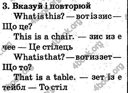 ГДЗ Англійська мова 2 клас Карп'юк