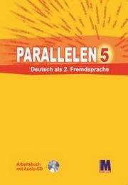 Підручник Німецька мова 5 клас Басай Раrallelen 5