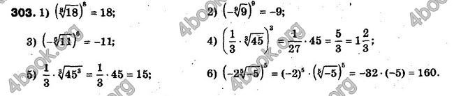 Решебник Алгебра 10 клас Мерзляк. Академічний рівень. ГДЗ