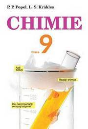 Chimie clasa 9 Popel (молдовська)