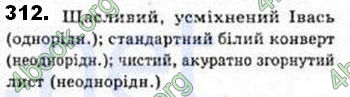 Відповіді Українська мова 8 клас Єрмоленко 2016. ГДЗ