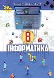 Інформатика 8 клас Морзе 2021